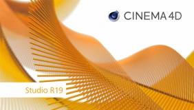 C4D R19三维软件Maxon CINEMA 4D Studio R19.053 中文版/英文版MAC/WINx
