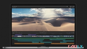 FCPX苹果视频剪辑软件Apple Final Cut Pro X 10.4.3 Mac 中文/英文/多语言版